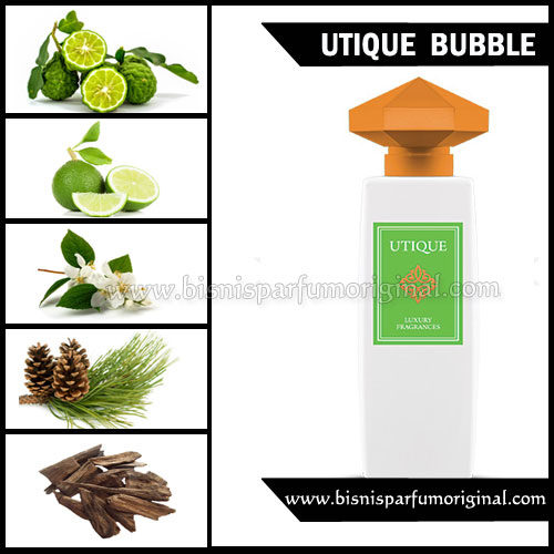 Parfum utique bubble